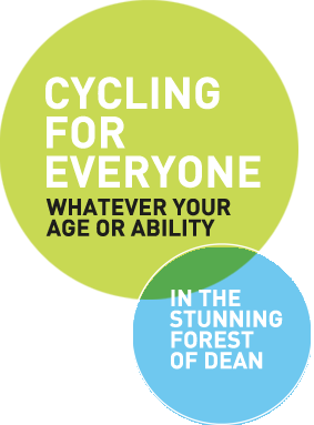 cycling for everyone in the stunning forest of dean