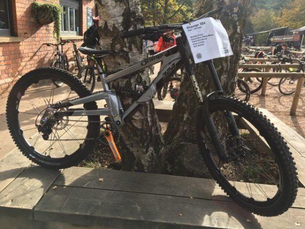 Ex Demo bike