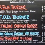 Pedalabikeaway Burger Menu