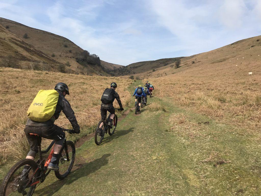 wye mtb, brecon beacons, mountain biking, guiding,