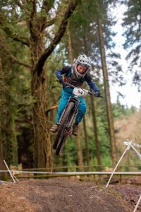 Little Fodders mountain bike club in the forest of dean