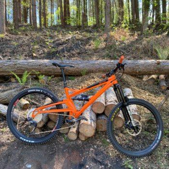 Orange Alpine 2021 Medium Ex-Demo