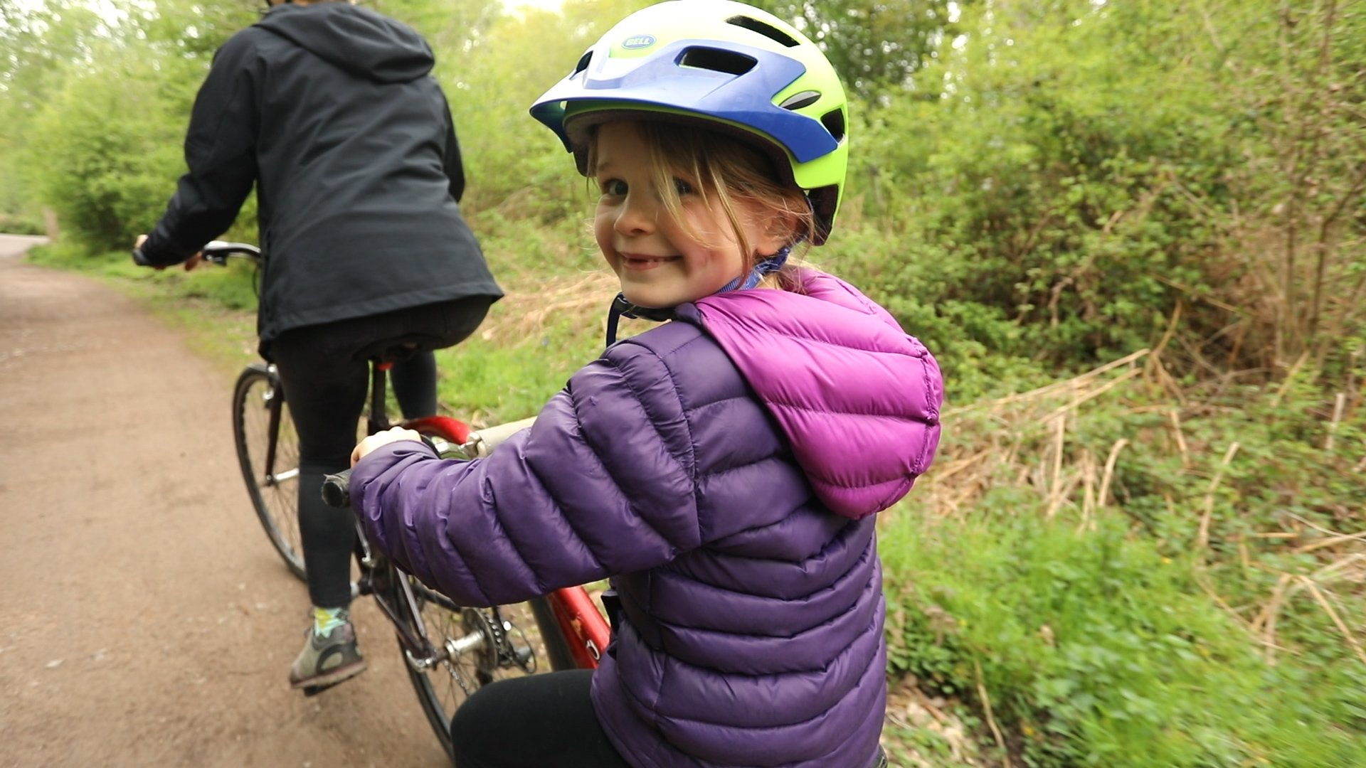 kids, mountain, and family bike hire